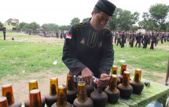 UKT WS Pamungkas Cabang Surakarta - April 2018
